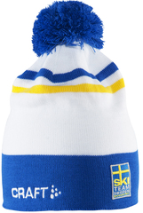 Шапка Сборной Швеции Craft Ski Team SWE Casual