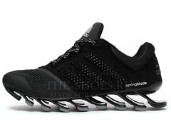 Кроссовки Мужские Adidas Spring Blade All Black