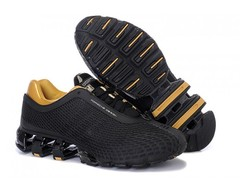 Porsche Design Run Bounce Black Gold 2