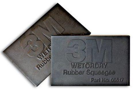 3М Резиновый ракель 70*108 05517