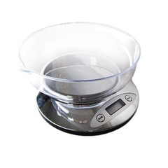 Весы кухонные МИДЛ 2К810 ХОЗЯЮШКА (5) под хром