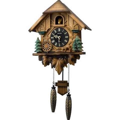 Часы с кукушкой Rhythm 4MJ423SR06