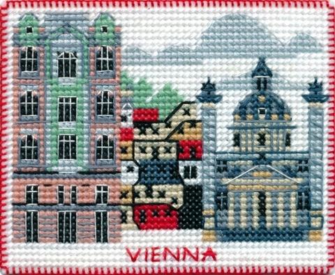 OVEN-1059 Столицы мира. Вена