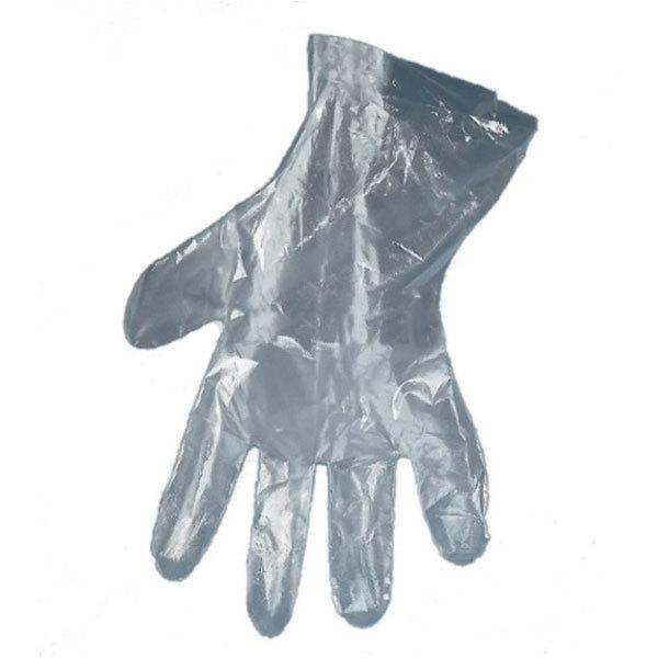 Одноразовые материалы для косметологии Перчатки одноразовые полиэтиленовые Premium черные (100 шт/уп) Перчатки-полиэтиленовые-черные.jpg
