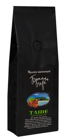 Кофе в зернах Брилль Cafe «TAIDE» 250 гр