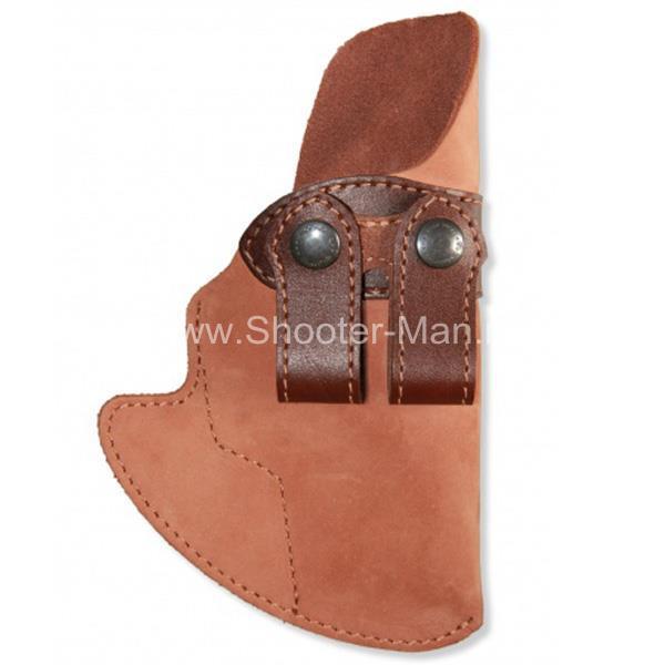 Кобура скрытого ношения для пистолета Хорхе, поясная ( модель № 13 )