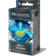 Android Netrunner LCG: Mala Tempora Data Pack (Spin Cycle)