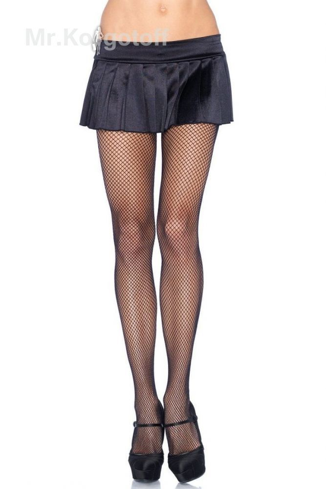 Колготки Leg Avenue Nylon Fishnet Pantyhose 9001