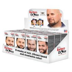 Камуфляж для бороды Barbers choice