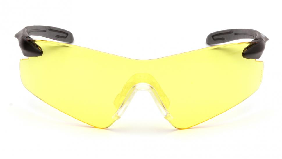 Очки баллистические стрелковые Pyramex Intrepid II SB8830S желтые 89%