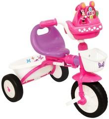Kiddieland Складной трехколесный велосипед «Минни Маус» (KID 047423)