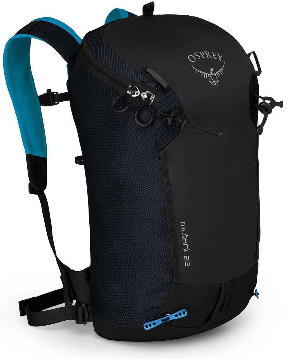 Туристические рюкзаки Рюкзак туристический Osprey Mutant 22 Black Ice 1272151816_w640_h640_cid2940096_pid753668605-d7e2bbd2.jpg