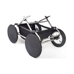 Чехлы на колеса детской коляски 12 дюймов