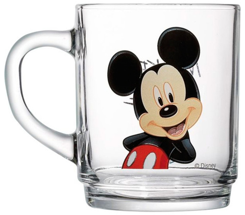 Кружка Luminarc Disney Colors Mickey 250 мл (G9176)