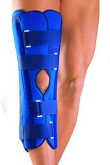 Иммобилизирующая шина (тутор) для коленного сустава medi CLASSIC