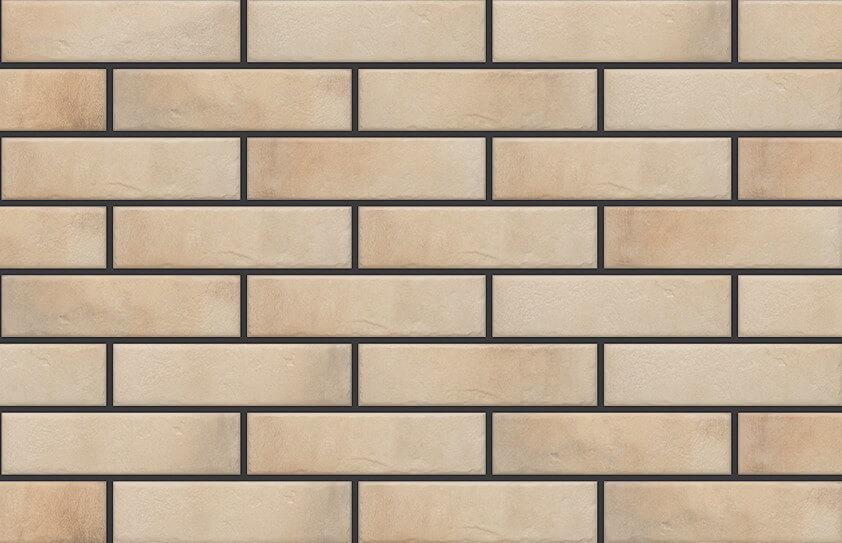 Cerrad - Retro brick, Salt, 245x65x8 - Клинкерная плитка для фасада и внутренней отделки