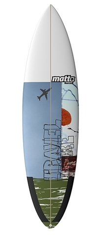 Серфборд Matta Shapes GRV - Gravy 6'4''