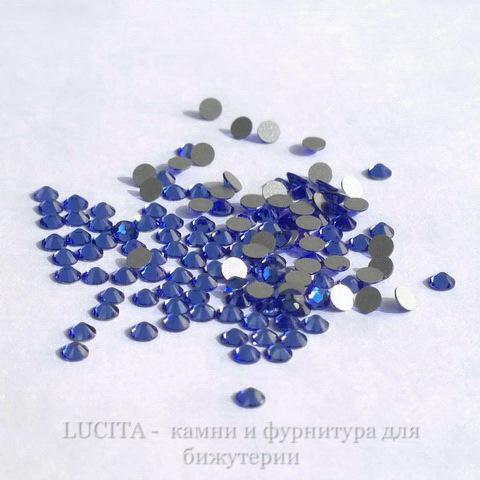 2058 Стразы Сваровски холодной фиксации Sapphire ss 5 (1,8-1,9 мм), 20 штук