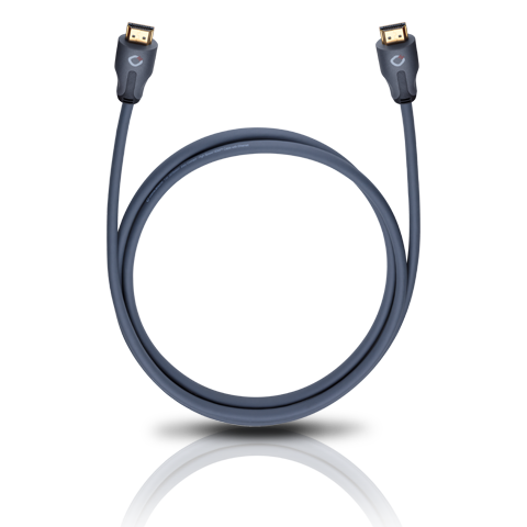 Oehlbach Easy Connect HS-HSp HDMI 1.2m, HDMI кабель (#134)