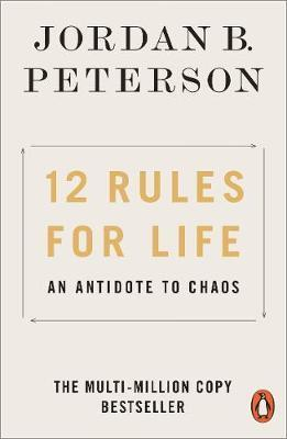 Kitab 12 Rules for Life: An Antidote to Chaos   Jordan B. Peterson