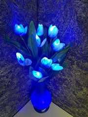 Светящийся тюльпаны 50см.