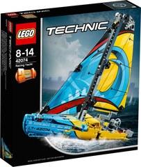 Technic Гоночная яхта 42074
