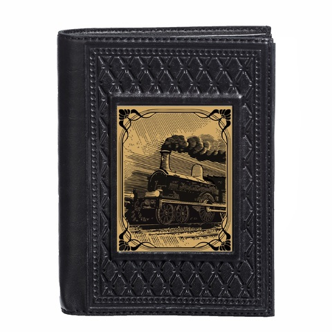 Обложка для документов «Железнодорожнику»