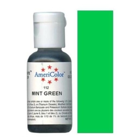 Краситель Americolor, Mint Green