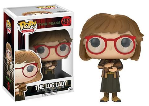 Фигурка Funko POP! Vinyl: Twin Peaks: Log Lady 12695