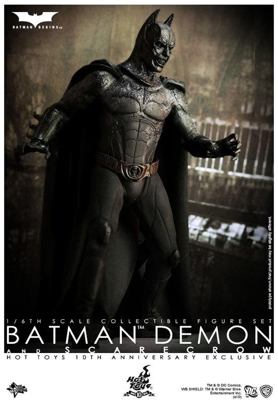 Batman Begins (10th Anniversary Exclusive) - Demon Batman