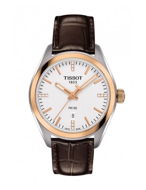 Часы женские Tissot T101.210.26.036.00 T-Lady