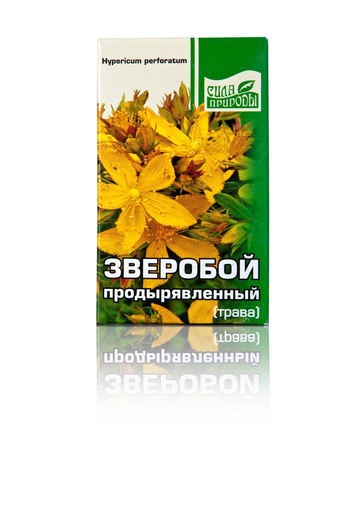 Зверобой продырявленный (трава) 50 г.