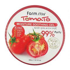Farmstay Moisture Soothing Gel Tomato - Увлажняющий гель с экстрактом томата