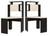 Стол письменный  ПКС-8 венге / дуб белфорт