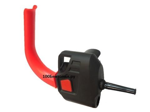 Выключатель для электрической газонокосилки с розеткой №2