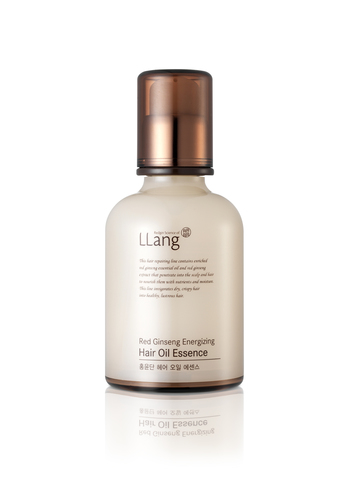 Llang Red Ginseng Energizing Hair Oil Essence