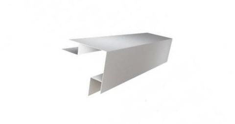 Планка угла наружного сложного полиэстер 75х75х3000 мм