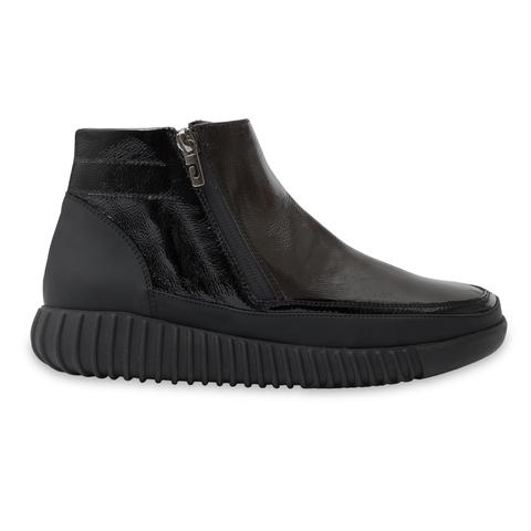 Кожаные ботинки Pakerson 24771 с утеплителем