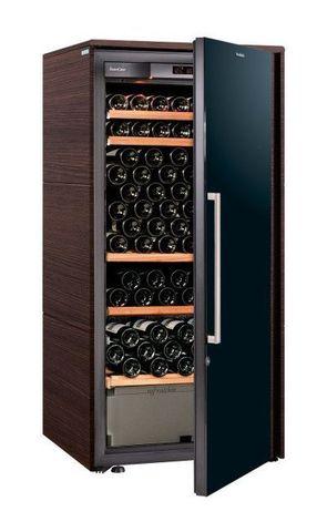 Винный шкаф EuroCave D Collection M венге, сплошная дверь, стандартная комплектация