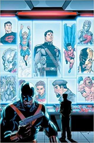 Superman: Codename: Patriot HC