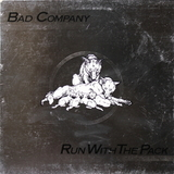 Bad Company / Run With The Pack (LP)