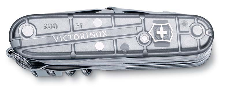 Швейцарский нож Victorinox SwissChamp серебристый (1.6794.T7)