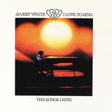 Barry White / I Love To Sing The Songs I Sing (LP)