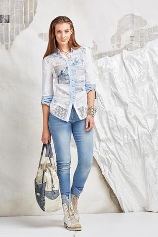 Блуза Elisa Cavaletti ELP181070301