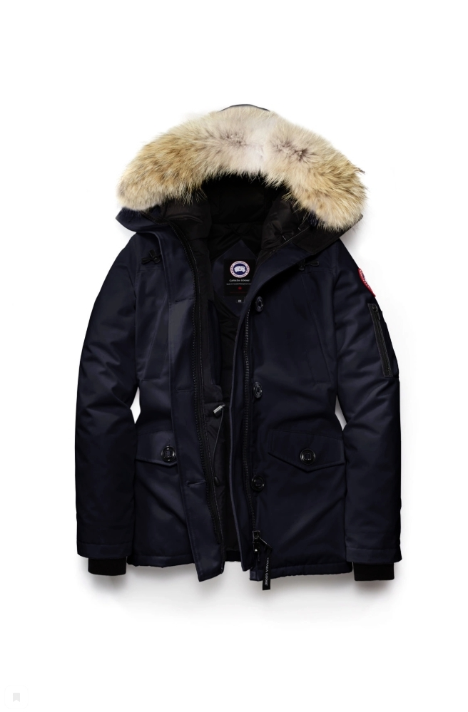 MONTEBELLO PARKA DARK BLUE 2531