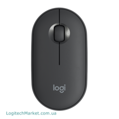 LOGITECH M350 PEBBLE Graphite [910-005718]