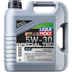 7516 LiquiMoly НС-синт.мот.масло Special Tec AA 5W-30 SN;ILSAC GF-5(4л)