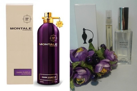 Духи Dark Purple MONTALE 60 мл
