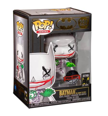 Фигурка Funko POP! Vinyl: DC: Jokers Wild Batman (Exc) 43970