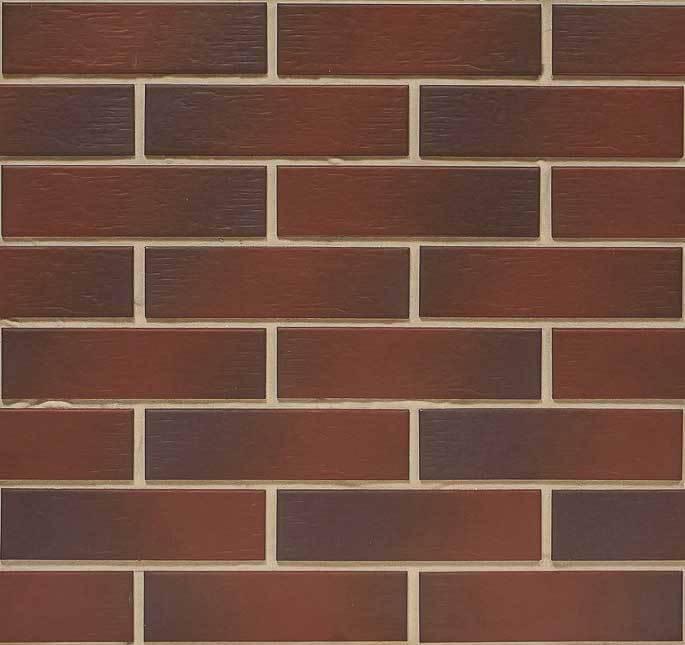 Плитка клинкерная Paradyz, Cloud brown, Duro, struct., 245x65.8x7.4